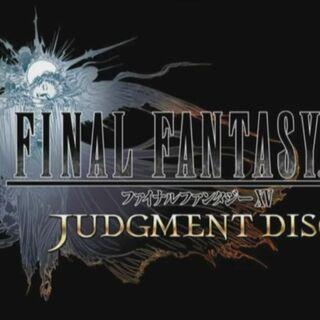 <i>Final Fantasy XV Judgment Disc</i>