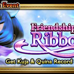Global event banner for Friendship Ribbon.