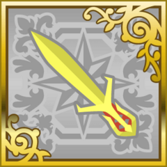 Golden Sword in <i><a href=
