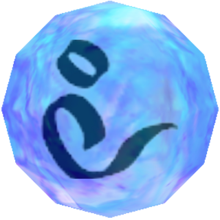 Render of a Macalania sphere.