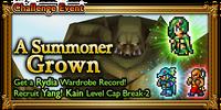 FFRK A Summoner Grown Event