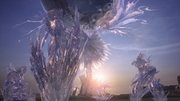 FFXIII Party Crystal Stasis
