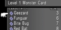 List of Final Fantasy VIII Triple Triad cards