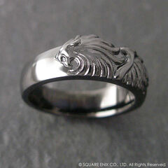Griever ring.