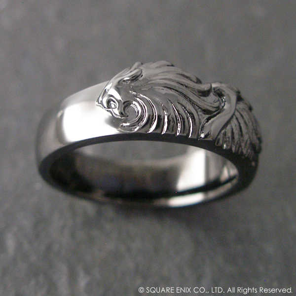 FFVIII Squall's Griever Ring | a final fantasy blog