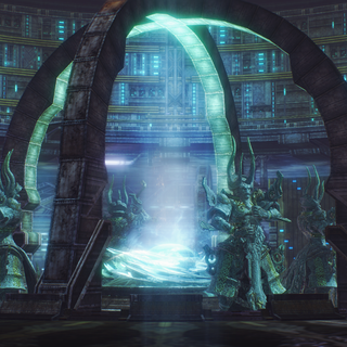 Menhirrim on the ground floor.