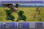 FFVI GBA - Failed Blitz Input