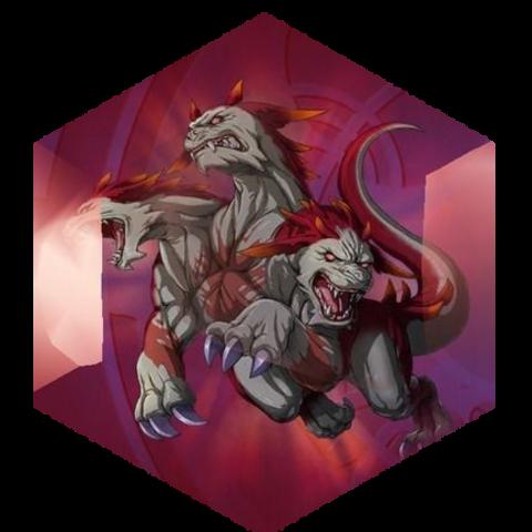 Cerberus Phantom Stone (Rank 3).