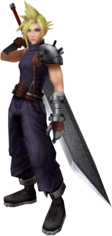File:Dissidia Cloud Default Costume CG.png