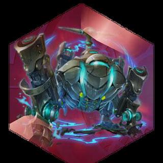 Omega's Phantom Stone (Rank 6).