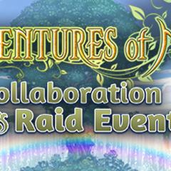 <i>Adventures of Mana</i> Collaboration Raid Event.