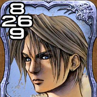 Squall from <i>Final Fantasy VIII</i>