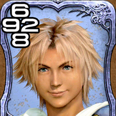 Tidus from <i>Final Fantasy X</i>