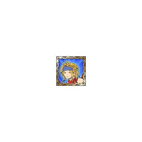 Rikku's icon.