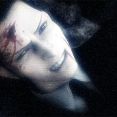 Tseng beaten in <i>Advent Children</i>.