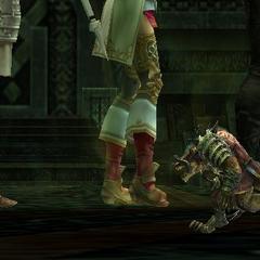 Shrunken Humbaba Mistant.