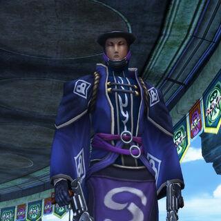 Logos in <i>Final Fantasy X-2</i>.