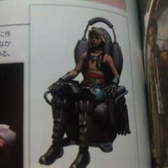 Vaan in <i>Final Fantasy XIII</i>.