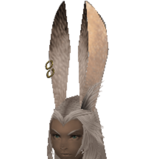 A viera NPC in <i>Final Fantasy XII</i>.