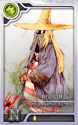 FFT Black Mage L Artniks