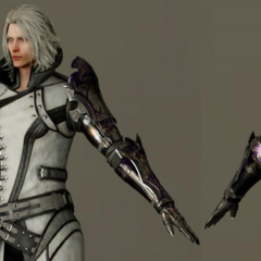 Character model close-up.