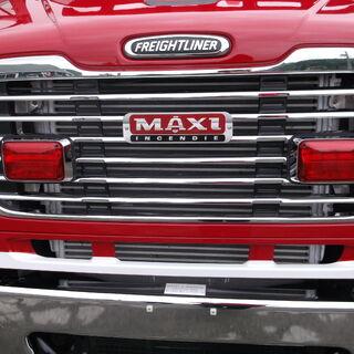 3rd generation Maxi Métal's plate