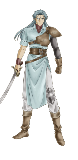 Faramir Transparent
