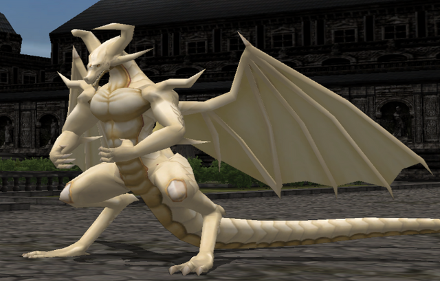 File:FE9 White Dragon (Transformed) -Nasir-.png