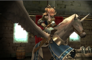 FE13 Falcon Knight (Lissa)
