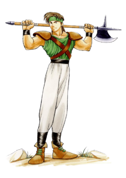 Orsin (Thracia 776 Artwork)