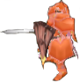 File:FE10 Meg Sword General Sprite.png
