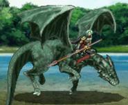 Mahter battle (Dragon Knight)