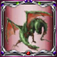 Dragon Zombie portrait