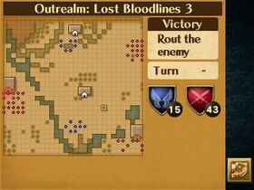 Lost Bloodlines 3 Map