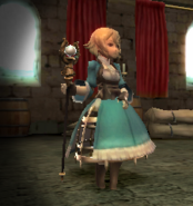 FE13 Cleric (Female Morgan)