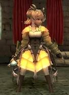 FE13 War Cleric (Lissa)