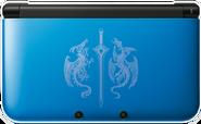 Fire Emblem Awakening 3DSXL System