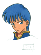 Finn (FE4 Concept Artwork)