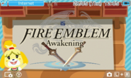 3DS Screen logo Awakening