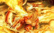 Fire Dragon Boss