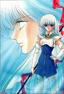 Caeda FE1 Manga