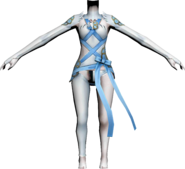 Fates Azura body render