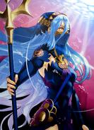 Azura Cipher DarkDanceOutfit