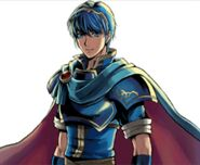 Prince Marth White BG