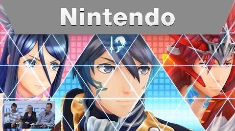 Nintendo Treehouse Live @ E3 2015 Day 2 Genei Ibun Roku FE