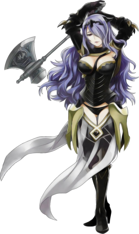 Camilla fire emblem heroes