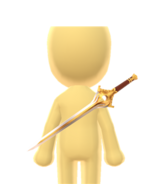 Miitomo Parallel Falchion