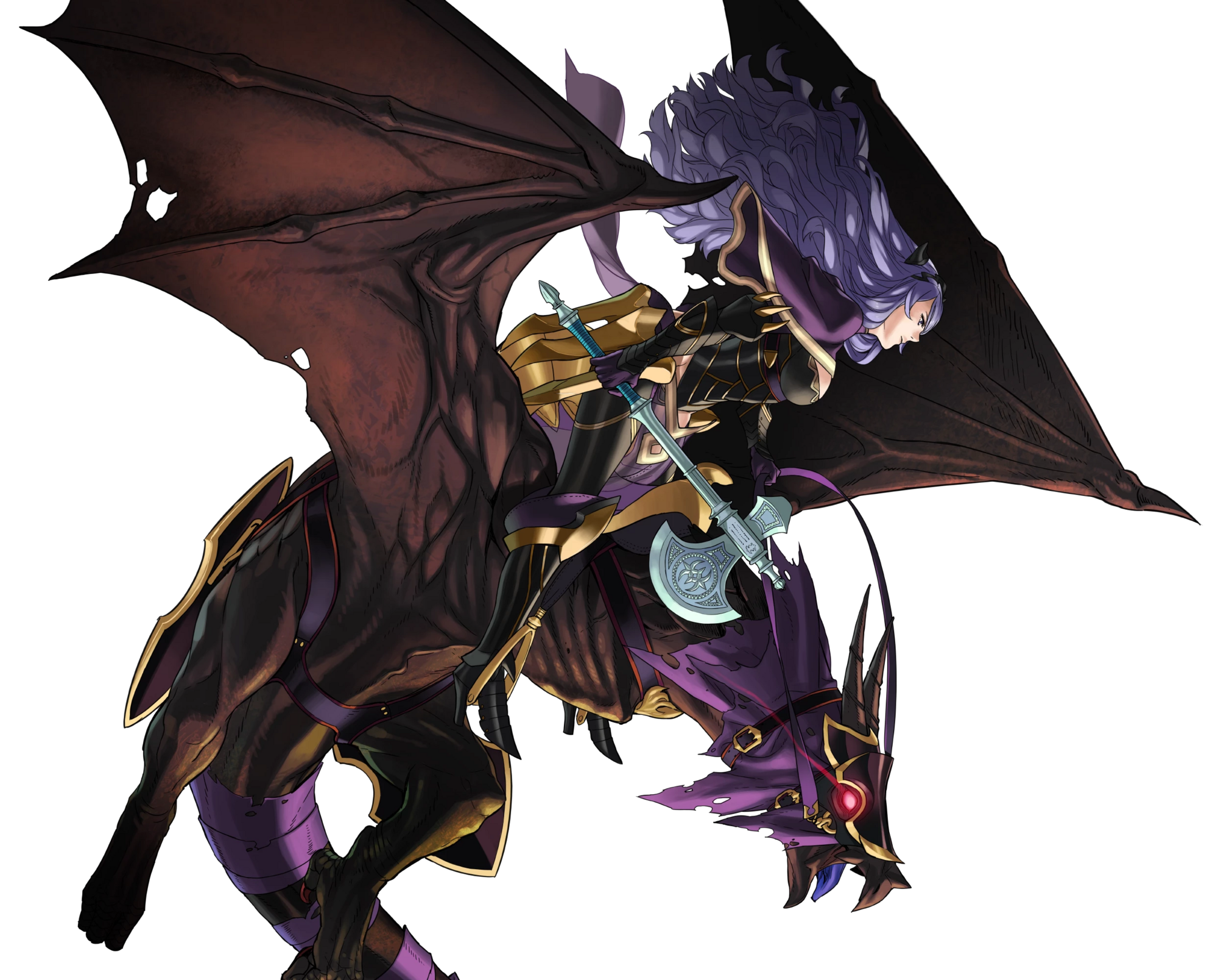 Image fe heroes intro fire emblem wiki for Fe camilla