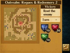 Rougues & Redeemers 2 Map