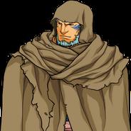Mordecai cloak